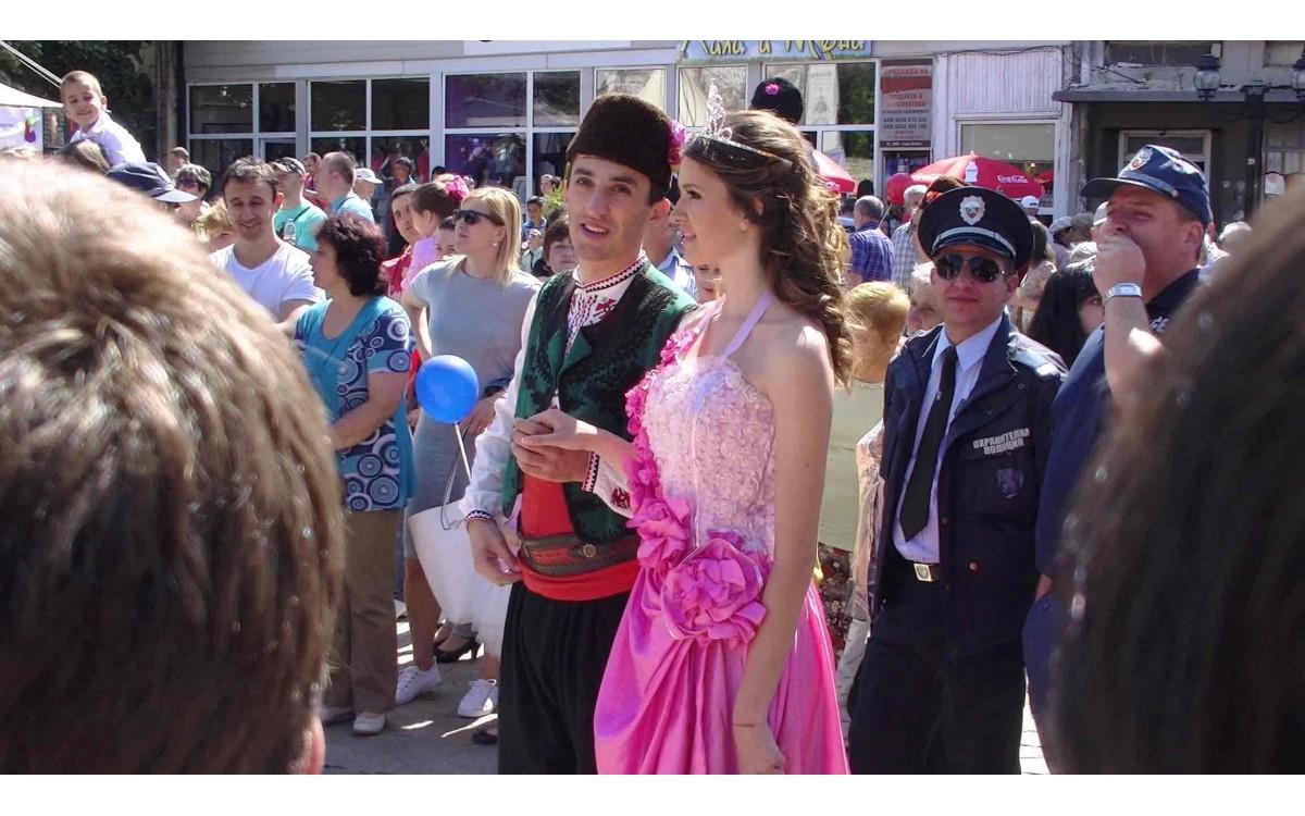 The Rose Festival, of Karlovo city