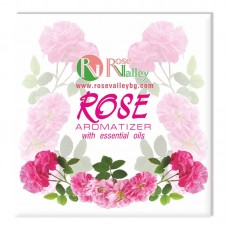 AIR FRESHENER ROSE WITH ESSENTIAL OILS 25 g.