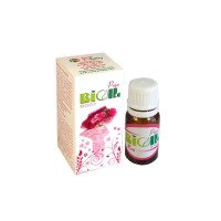 BODY AND FACE OIL ROSE WITH ORGANIC ROSE ESSENTIAL OIL 10 ml.