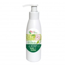 BODY AND MASSAGE OIL WHITE ROSE 125 ML.