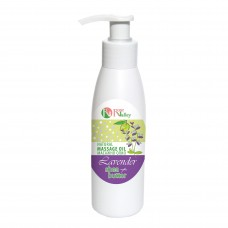 BODY AND MASSAGE OIL LAVENDER 125 ML.