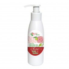 BODY AND MASSAGE OIL ROSE 125 ML.