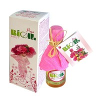 BODY OIL ROSE WITH ORGANIC ESSENTIAL OILS 50 ML.