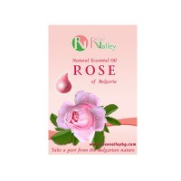 PURE ROSE ESSENTIAL OIL FROM BULGARIA 0.5 ML.
