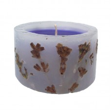 SCENTED CANDLE LAVENDER 120g - DECO