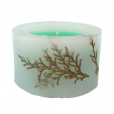 SCENTED CANDLE PINE 120g - DECO