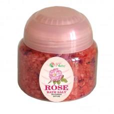 BATH SALTS ROSE - JAR 250 g.