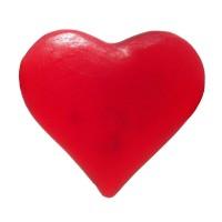 NATURAL SOAP HEART 30 g.
