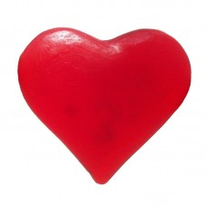 NATURAL SOAP HEART 30 g.