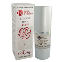 BLEACHING SERUM WITH ROSE OIL AND SEAWEED EXTRACT 20 ml.